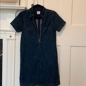 RVCA denim dress
